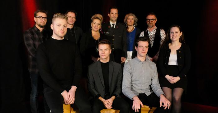 Studenten Musical en Podiumtechnieken brengen samen met Koninklijke Muziekkapel van de Gidsen een musical in Brussel