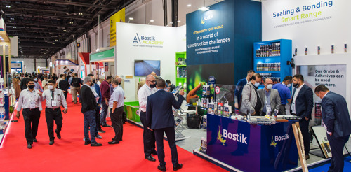 Exhibitor News: Bostik successfully takes part in the Big5, its first ever Middle East Exhibition