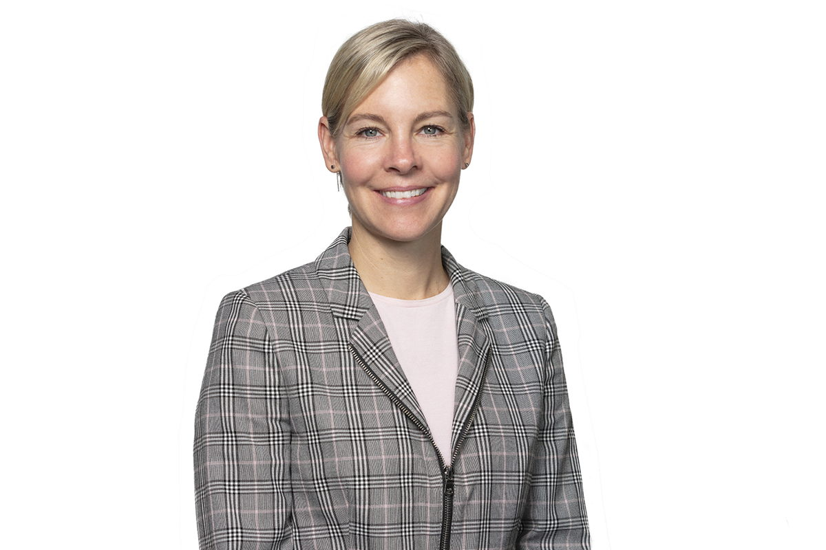 Keri Gilder, Chief Commercial Officer van Colt Technology Services