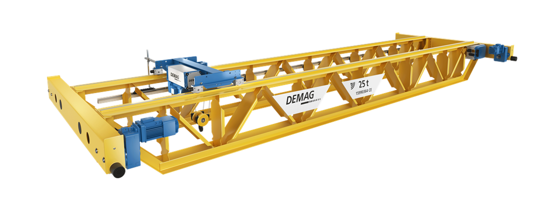 MHE-Demag: A Revolutionary Way to Move