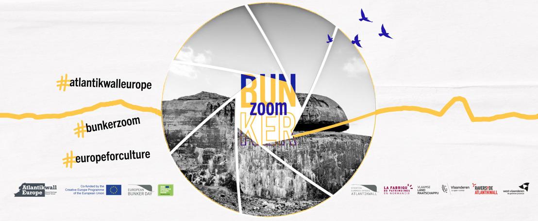 Europees project Atlantikwall lanceert fotowedstrijd Bunkerzoom
