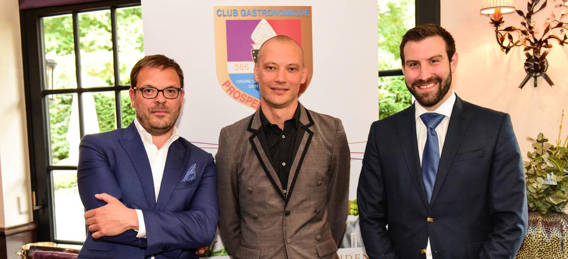 Le Club Prosper Montagné révèle les noms des finalistes du concours Premier Maître d'hôtel de Belgique 2018