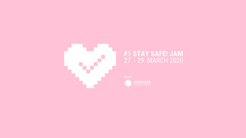 The gaming industry unites against Corona: Stay Safe! Jam announced!