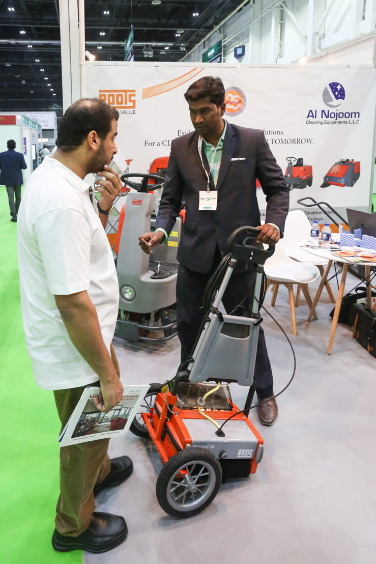 Live Demo at FM EXPO 2017