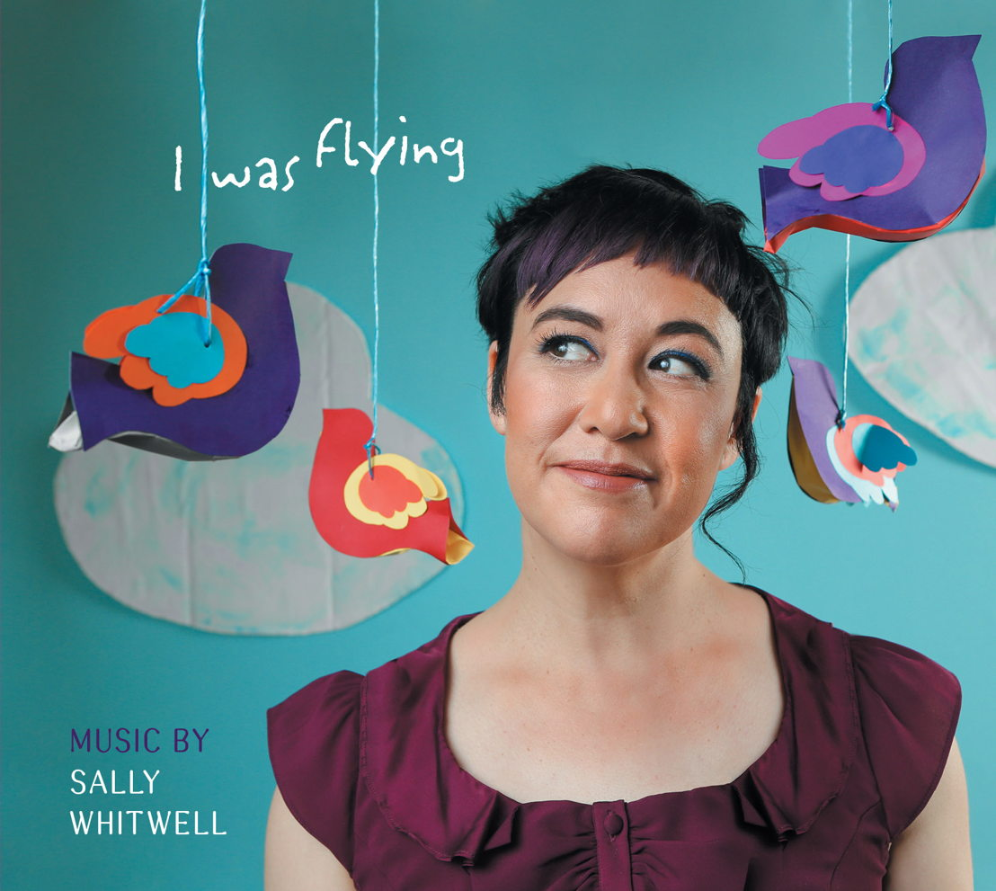 Sally Whitwell, composer, pianist, and ABC Music recording artist.
