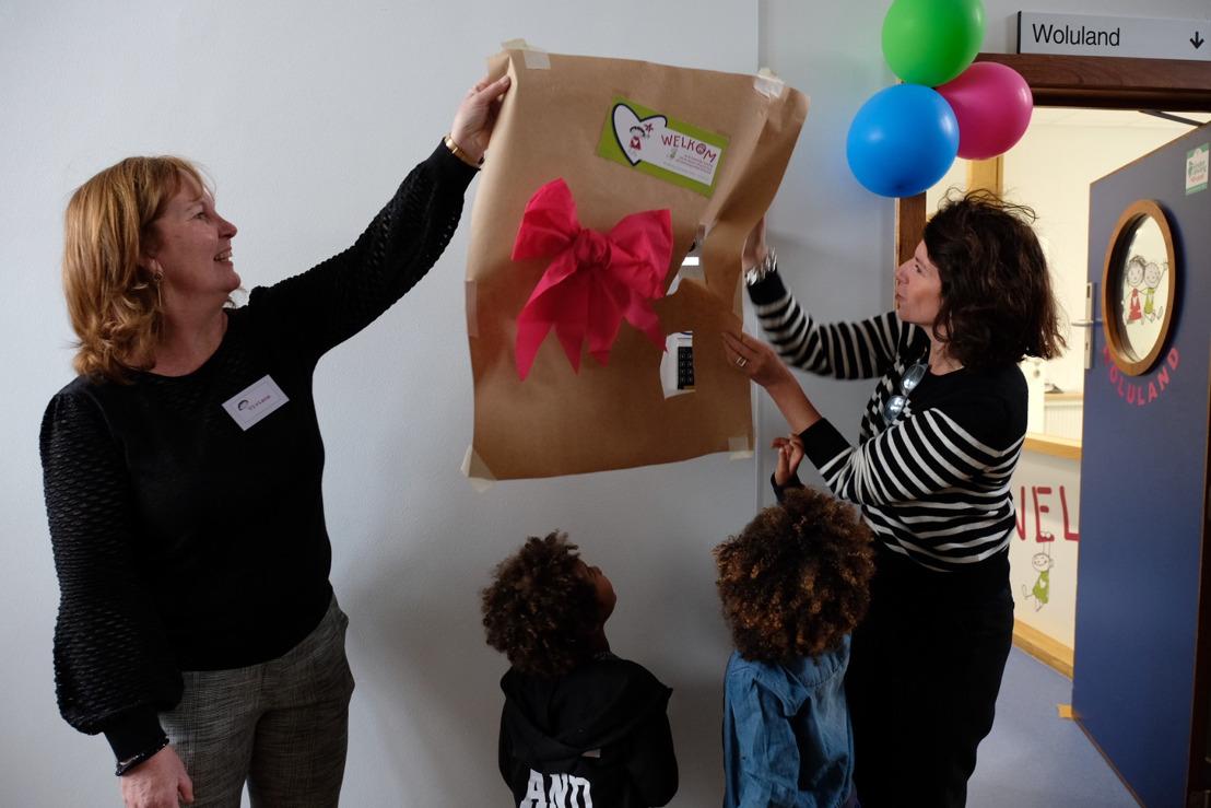 Kinderdagverblijf 'Woluland' officieel geopend na verbouwingen