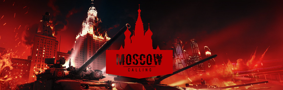 "ARMORED WARFARE'S ""MOSCOW CALLING"" IS NOW LIVE"