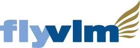 VLM Airlines press room Logo
