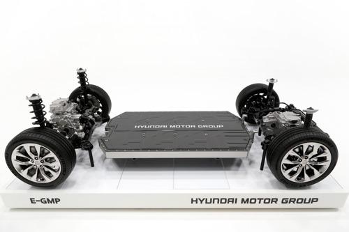 Hyundai Motor Group vuole un ruolo guida per la ricarica nell'era elettrica con la piattaforma EV dedicata 'E-GMP'