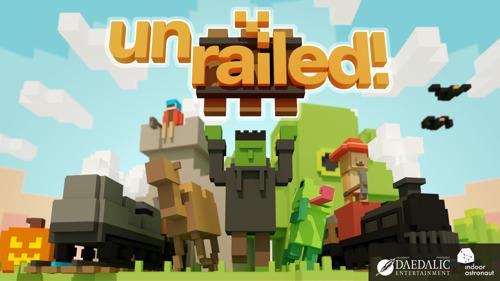 Unrailed! sort aujourd'hui sur Xbox One