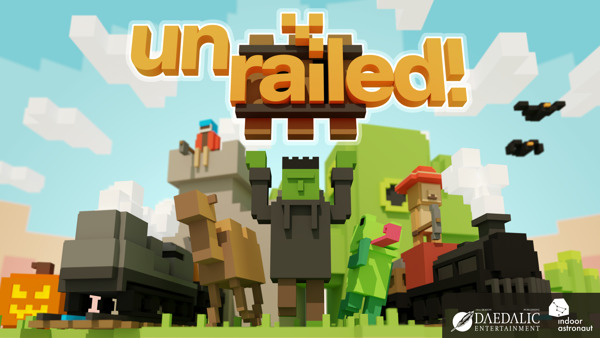 Preview: Unrailed! sort aujourd'hui sur Xbox One