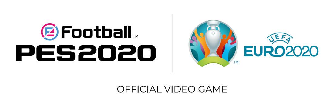 eFootball PES 2020 : la mise-à-jour UEFA EURO 2020™ sera disponible le 4 juin prochain