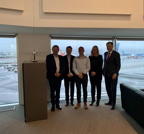 Brussels Airport devient actionnaire à 50% de Skeydrone, l'entreprise innovante créée en 2020 par skeyes