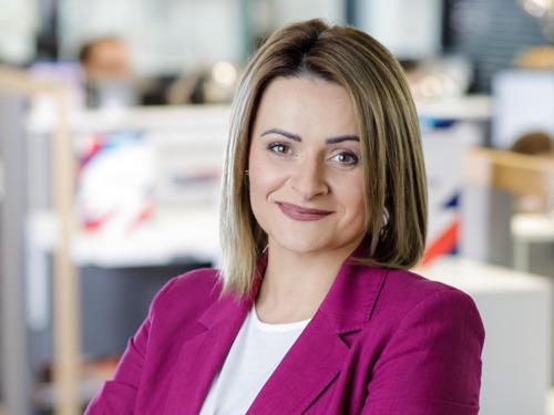 Agnieszka Czajka GM-em OTOMOTO
