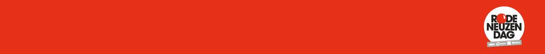 Aftrap zesde editie Rode Neuzen Dag: leerlingen verdienen een sidekick