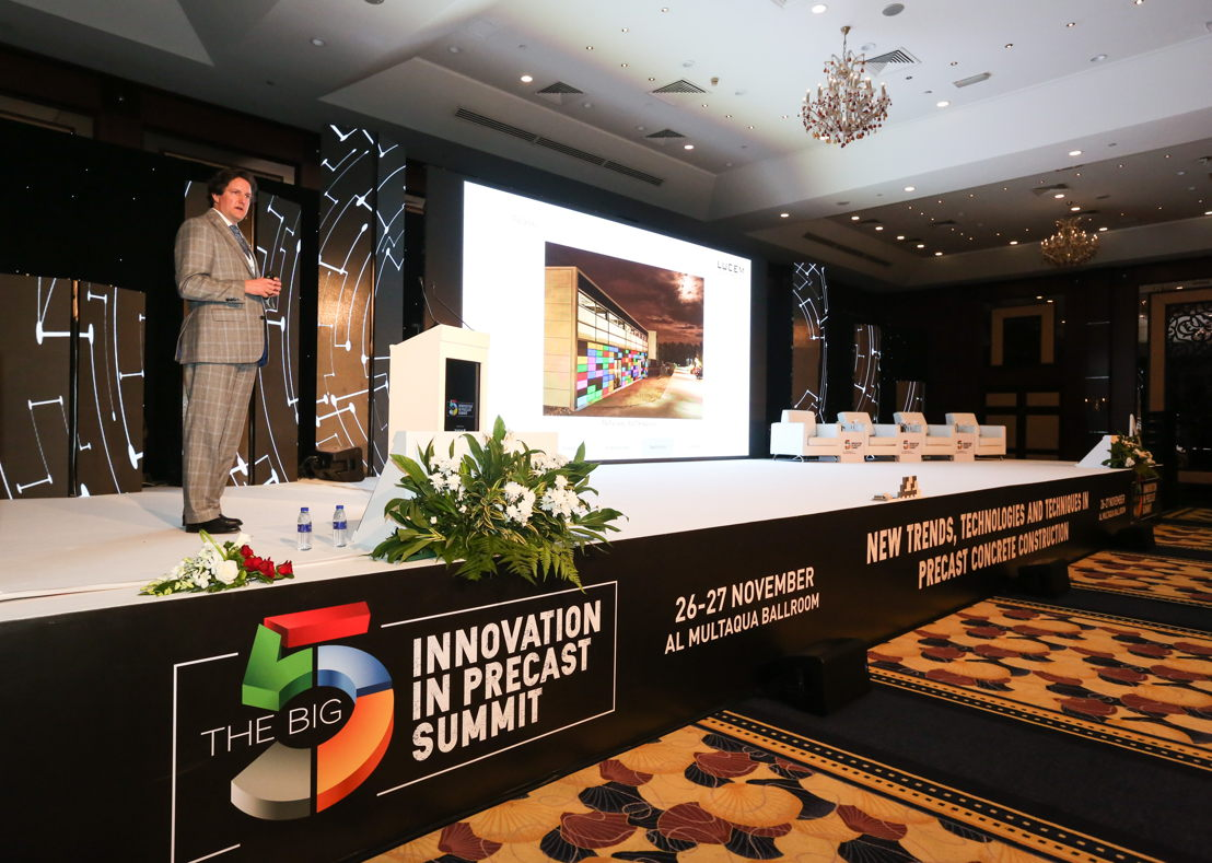 The Big 5 Innovation in Precast Summit