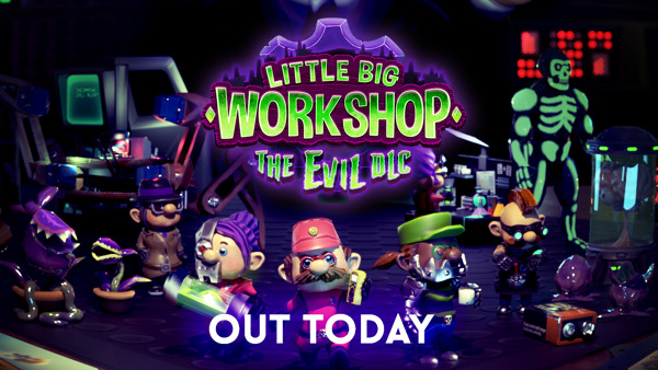 Preview: Little Wicked Workshop