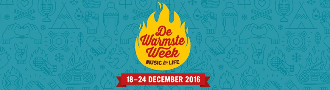 Warmathon brengt 415.710 euro op voor de Warmste week van Music for life