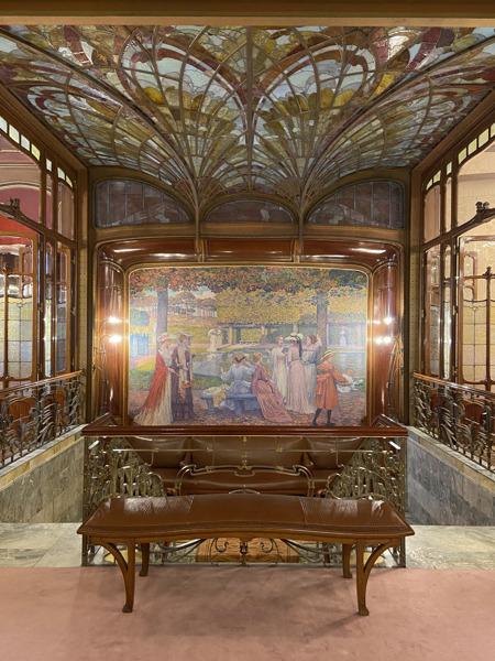 Preview: L'Hôtel Solvay s'ouvre au grand public
