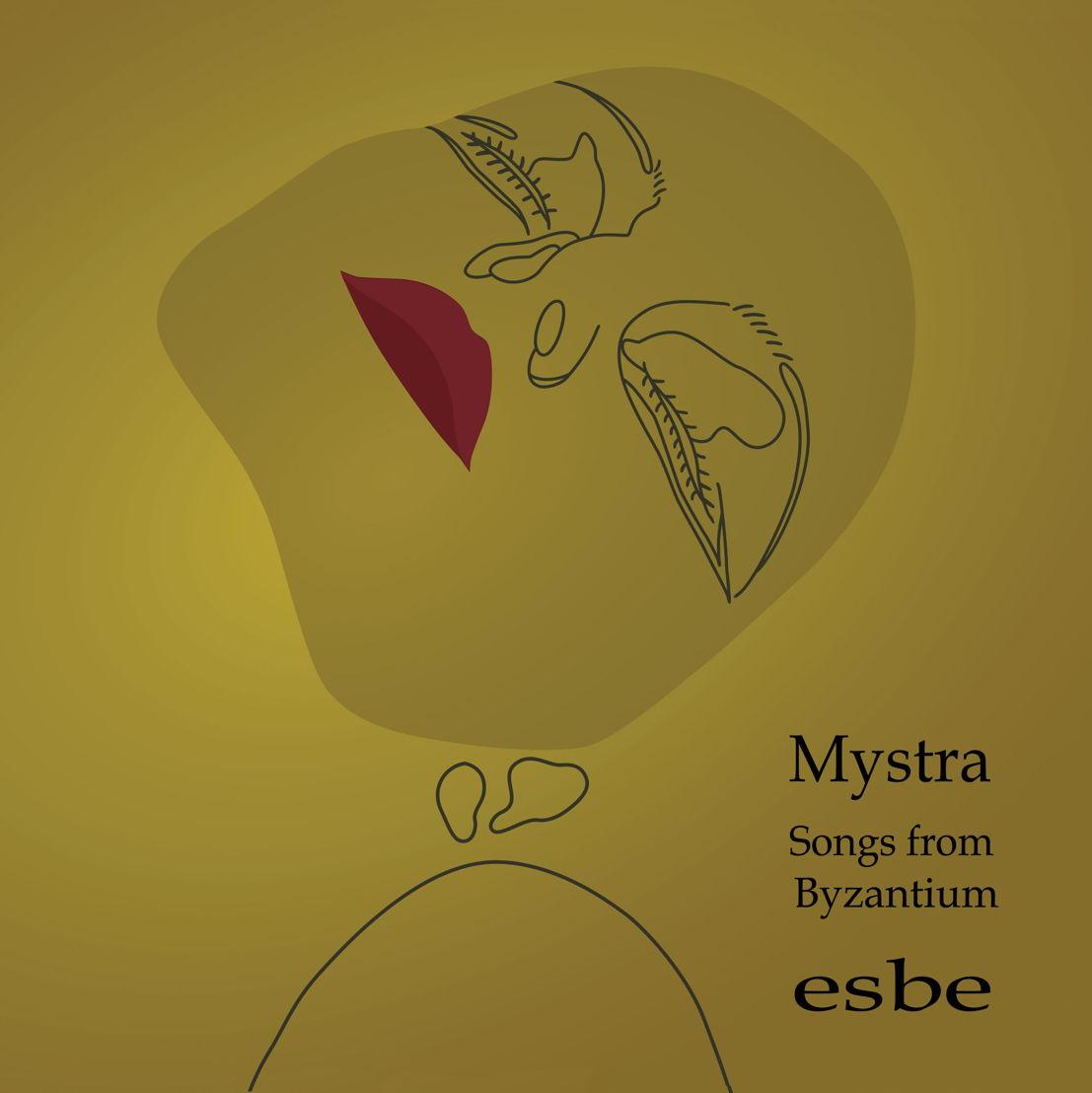 Esbe - Mystra (cover art)
