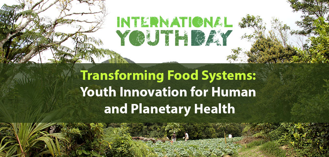 The OECS Joins The Rest of the World In Celebrating International Youth Day