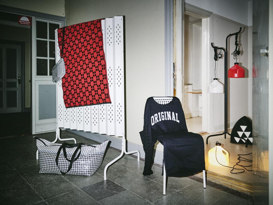 IKEA lanceert limited streetstyle collectie SAMMANKOPPLA