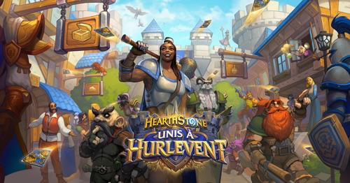 Rassemblez vos troupes pour la nouvelle extension de Hearthstone – Unis à Hurlevent est désormais disponible !