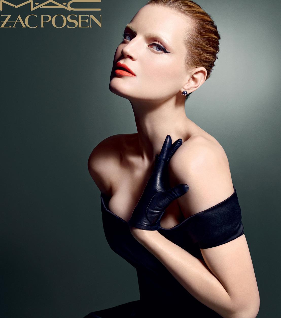 M.A.C Cosmetics announces #MACZacPosen