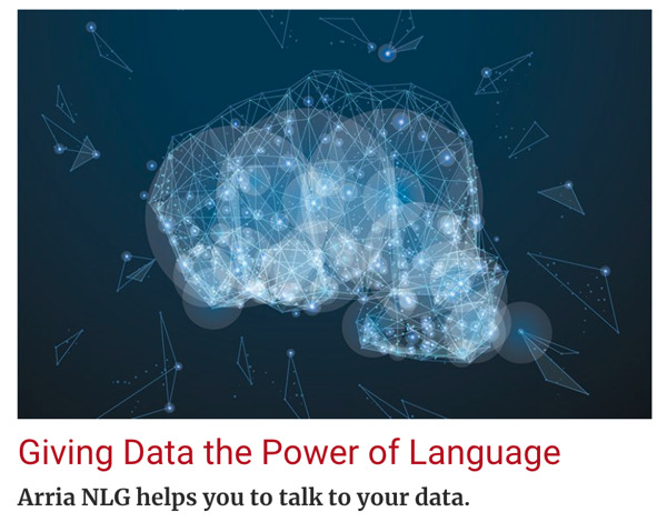 Preview: Giving Data the Power of Language