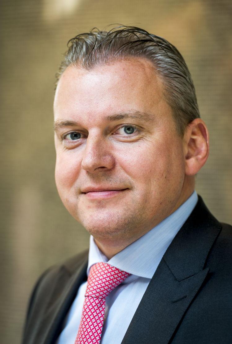 Vincent Germyns, CEO de BinckBank