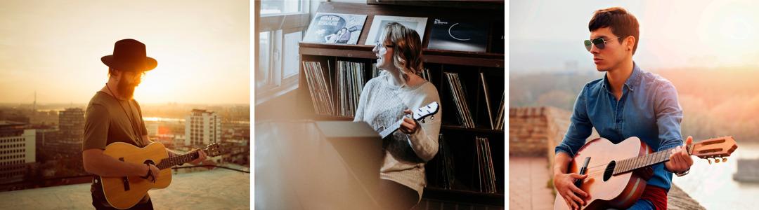 Micros d'enregistrement à domicile