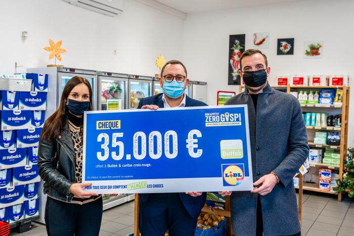 Preview: Lidl atteint son objectif et réduit de 24 % le gaspillage alimentaire grâce à son initiative « Bon appétit, Zéro gaspi »