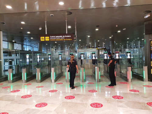 Thales and Inetum Deliver Smarter Border Management at Spanish Valencia and Bilbao Airports