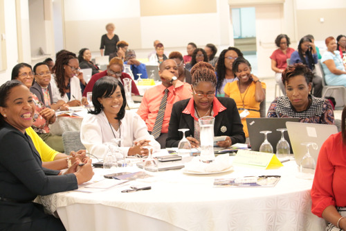 Regional Educators meet to strengthen the teaching of Early Grade Reading in the OECS!