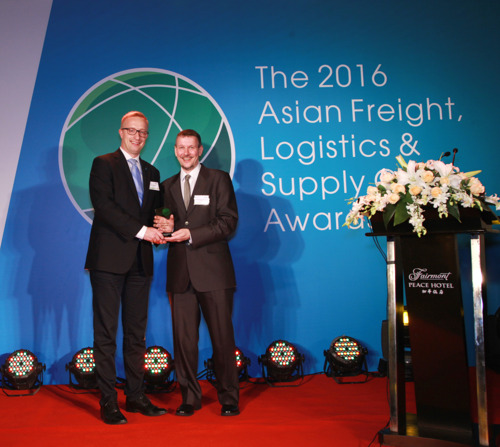 dnata wins Best Air Cargo Terminal Operator – Europe for a second year