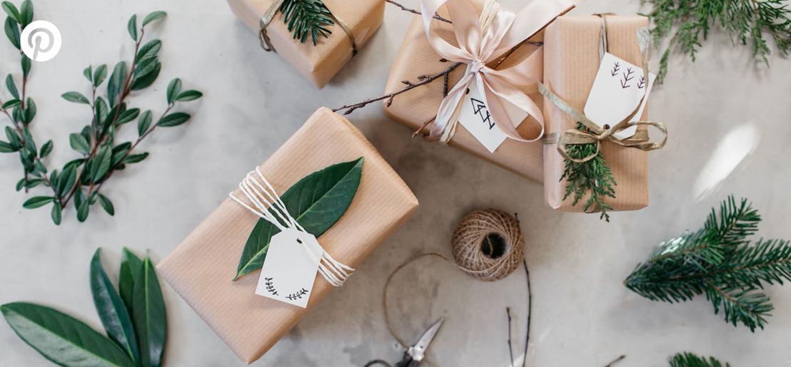 Informe sobre las celebraciones en las fiestas de 2018 de Pinterest