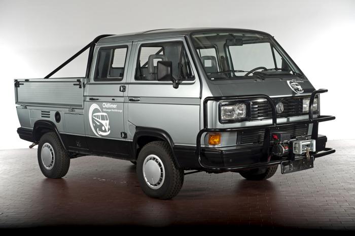 Beroemde modellen, vergeten modellen - T3 Syncro (1985-1992)