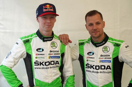 Neste Rally Finland: ŠKODA works driver Kalle Rovanperä aims for home victory in WRC 2 Pro