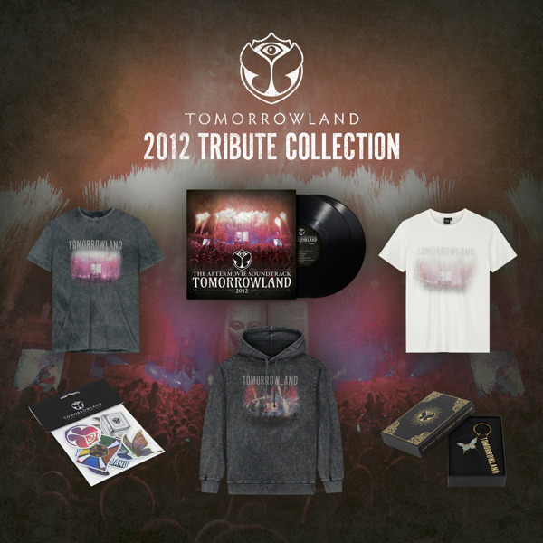 Preview: Tomorrowland takes you back 'Down Memory Lane' to the iconic year of 2012