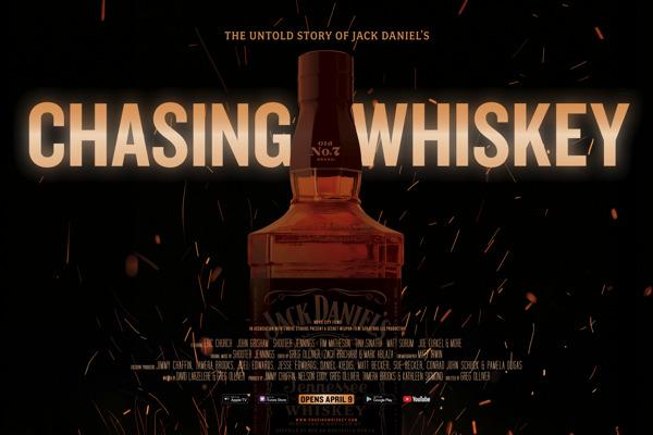 Preview: 'Chasing Whiskey, el documental que revela la historia jamás contada de Jack Daniel's llega a iTunes, Apple TV, Google Play, YouTube, y otros – Abril 2021