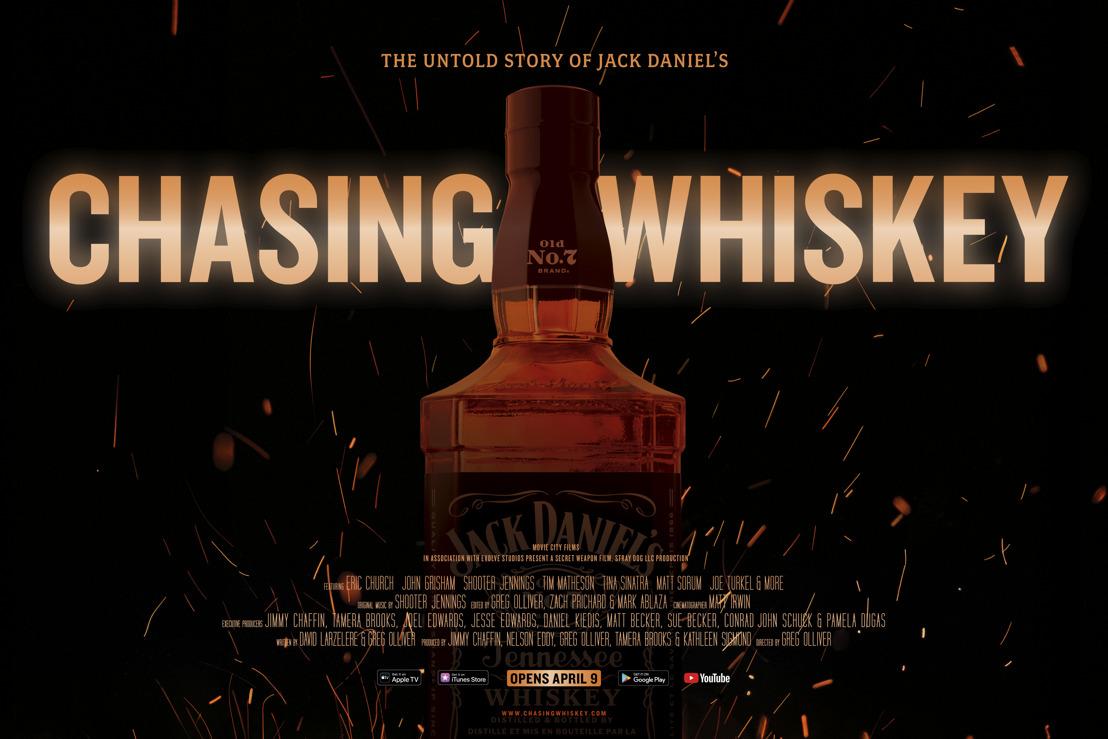 'Chasing Whiskey, el documental que revela la historia jamás contada de Jack Daniel's llega a iTunes, Apple TV, Google Play, YouTube, y otros – Abril 2021