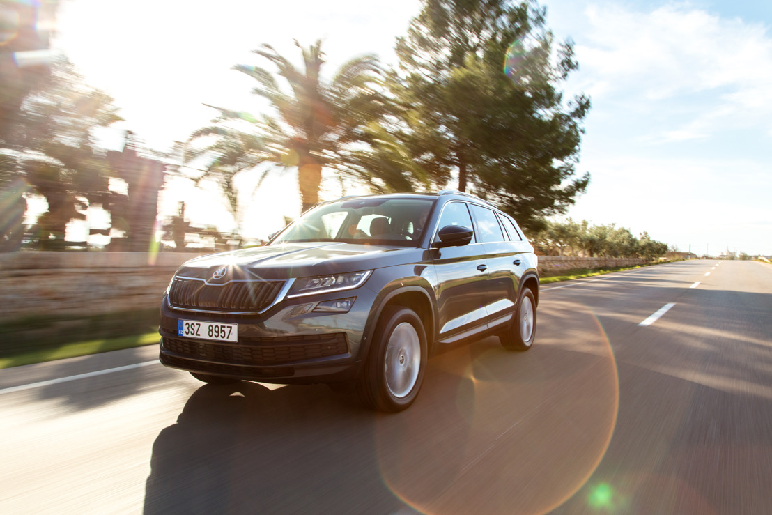 ŠKODA World Dealer Conference entirely dedicated to the new KODIAQ