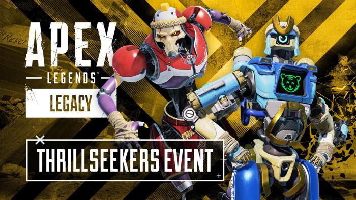 Apex Legends présente l'événement Adrénaline