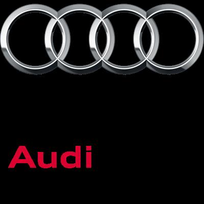 Audi Brussels perskamer Logo