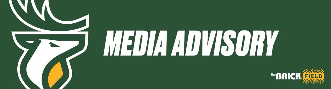REMINDER   Elks media availability