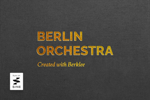 Next Generation Inspiration: Orchestral Tools Announces Berlin Orchestra - Created with Berklee