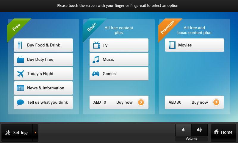 flydubai upgrades IFE system