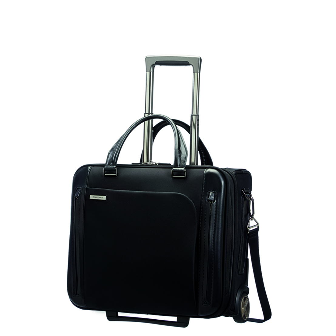 Samsonite Business Tech Rolling Tote Black à partir de 299€