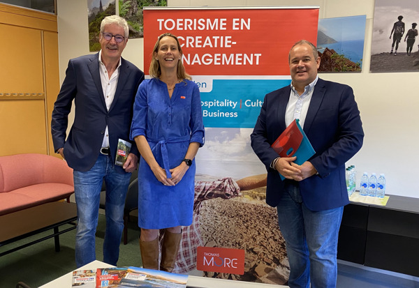 Preview: Connections wordt 'partner in education' van Thomas More