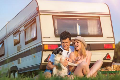 Les Belges de plus en plus accros de voyages en caravane ou en motorhome